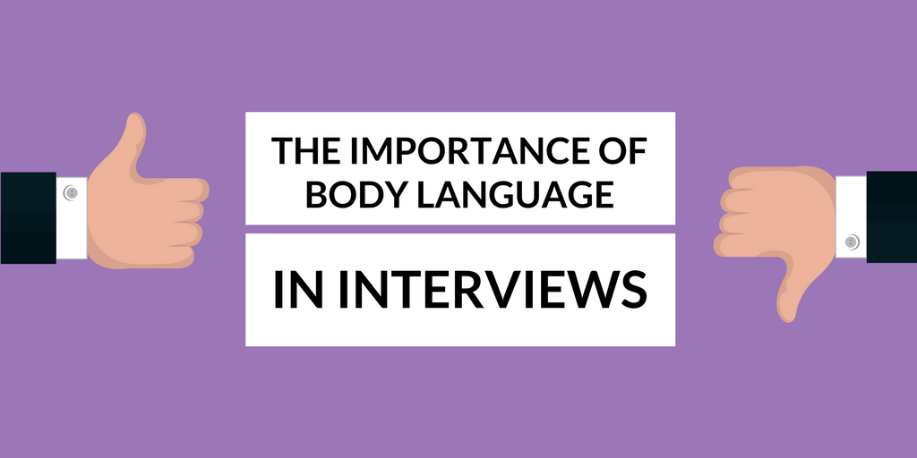 what body language says about you